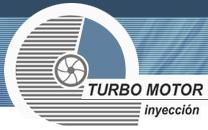 TURBO MOTOR  Turbo motor inyeccion