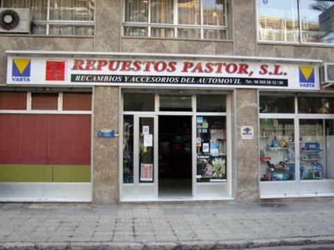 Repuestos Pastor
